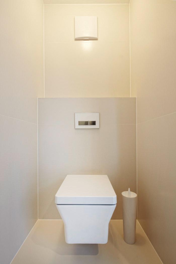 Fliese WC Design italienisch